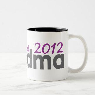 New Grandma established 2012 Mug