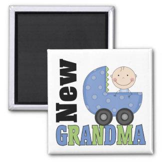 New Grandma Gift Fridge Magnet