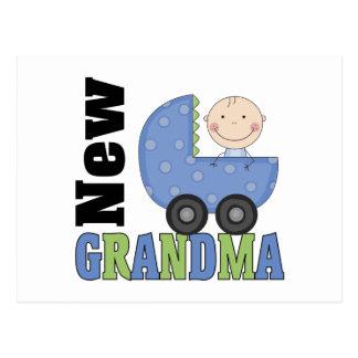 New Grandma Gift Postcard