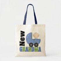 New Grandma Gift Tote Bag