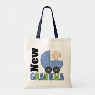 New Grandma Gift Tote Bag