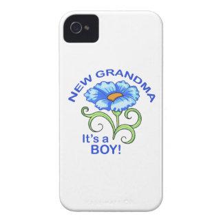 New Grandma It's A Boy! iPhone 4 Cover