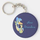 New Grandma Key Chain