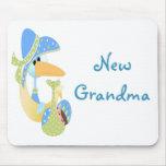 New Grandma Mousepad
