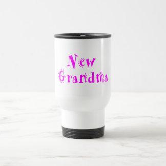 New Grandma Coffee Mugs