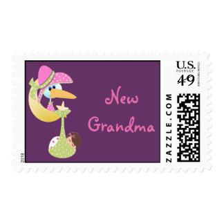 New Grandma Postage