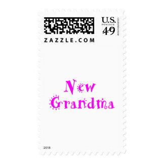 New Grandma Stamps