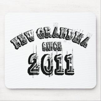 New Grandma Since 2011 Mouse Pad