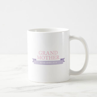 New Grandmother,Grandparents' Day Personalize Year Coffee Mug