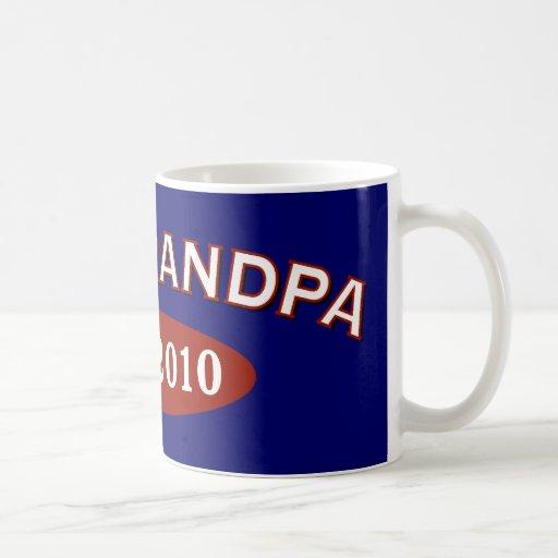 New Grandpa 2010 Classic White Coffee Mug