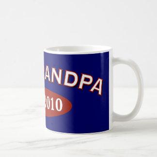 New Grandpa 2010 Coffee Mug
