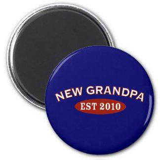 New Grandpa 2010 Magnet