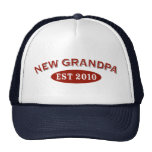 New Grandpa 2010 Mesh Hats