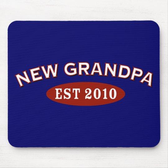 New Grandpa 2010 Mouse Pad