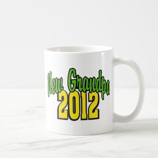 New Grandpa 2012 Coffee Mug