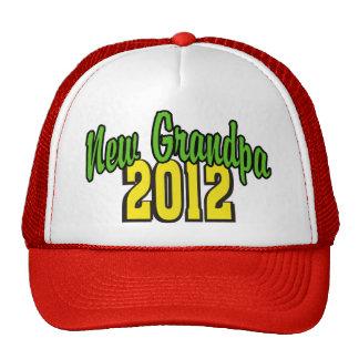 New Grandpa 2012 Trucker Hat