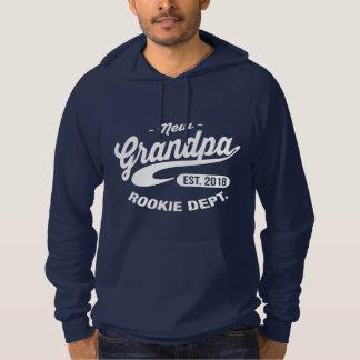 New Grandpa 2018 Hoodie