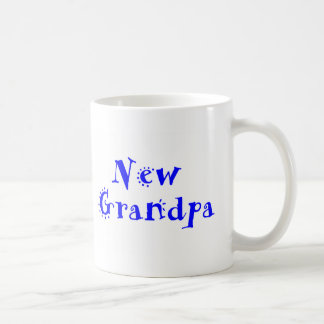 New Grandpa Coffee Mug