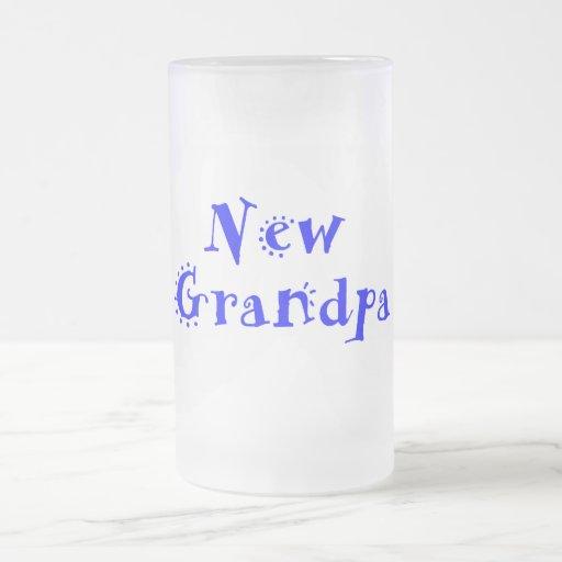 New Grandpa Coffee Mugs