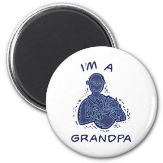 new grandpa refrigerator magnet