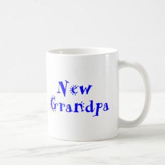New Grandpa Classic White Coffee Mug