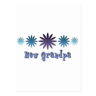 New Grandpa Postcard