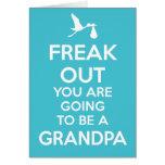 New Grandpa To Be Pregnancy Announcement