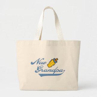 New Grandpa Tote Bag