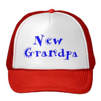 New Grandpa Trucker Hat