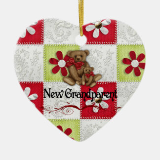 New Grandparents Christmas Christmas Tree Ornament
