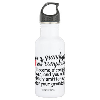 New Grandparents Water Bottle