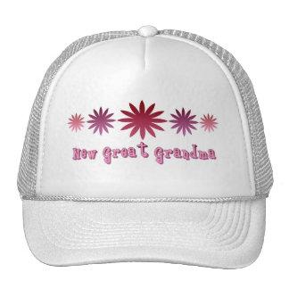 New Great Grandma Trucker Hat