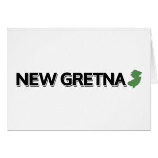 New Gretna, New Jersey Card