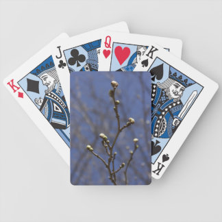 New Growth Bicycle Playing Cards
