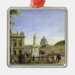 New Guardshouse, Arsenal, Prince's Palace & Metal Ornament