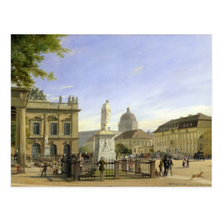 New Guardshouse, Arsenal, Prince's Palace & Postcard