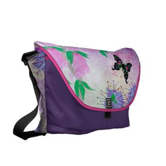 New Guinea Delight Large Messenger Bag