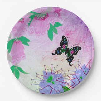 New Guinea Delight Paper Plate 9 Inch Paper Plate