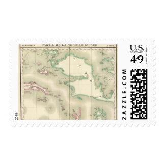 New Guinea Oceania no 22 Stamps