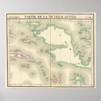 New Guinea Oceania no 22 Print