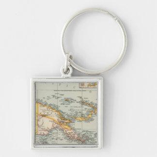 New Guinea, Papuan Archipelago Keychain