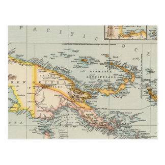 New Guinea, Papuan Archipelago Postcard