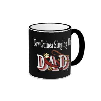 New Guinea Singing Dog Dad Mug