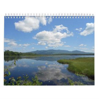 New Hampshire 2013 Calendar