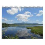 New Hampshire 2013 Calendario De Pared