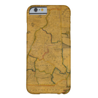 New Hampshire 4 Funda De iPhone 6 Barely There