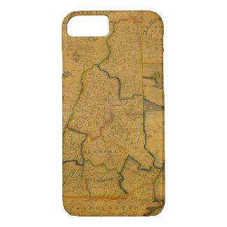 New Hampshire 4 Funda iPhone 7