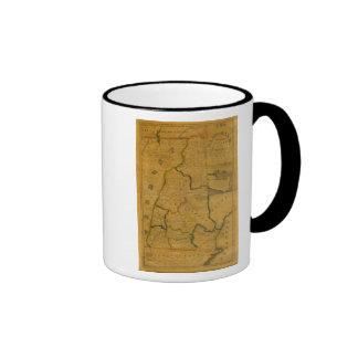 New Hampshire 4 Ringer Coffee Mug