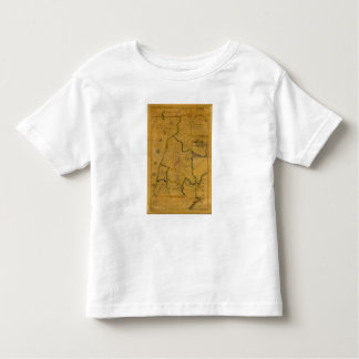 New Hampshire 4 Toddler T-shirt
