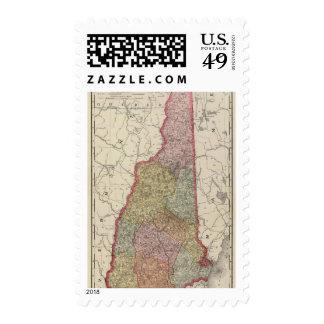 New Hampshire 5 Postage